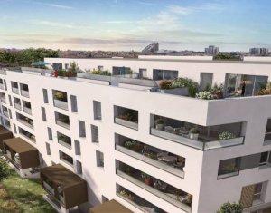 Achat / Vente immobilier neuf Montpellier à 5 min à pied de l'écusson (34000) - Réf. 5753