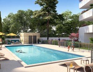 Achat / Vente immobilier neuf Montpellier au coeur du quartier de la Lironde (34000) - Réf. 4103