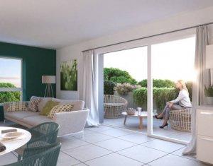 Achat / Vente immobilier neuf Montpellier au coeur du quartier Lemasson (34000) - Réf. 4888