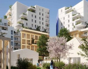 Achat / Vente immobilier neuf Montpellier au coeur d'un éco-quartier (34000) - Réf. 4866