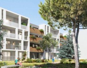 Achat / Vente immobilier neuf Montpellier Avenue Méhul (34000) - Réf. 3247