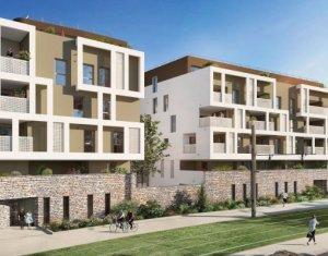 Achat / Vente immobilier neuf Montpellier Croix d'Argent (34000) - Réf. 5401