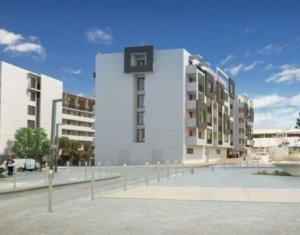 Achat / Vente immobilier neuf Montpellier écoquartier Pierresvives (34000) - Réf. 2975