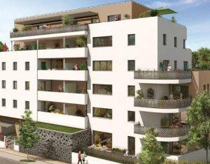 Achat / Vente immobilier neuf Montpellier proche Parc Montcalm (34000) - Réf. 2985