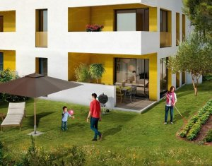 Achat / Vente immobilier neuf Montpellier proche tramway Jules Guesde (34000) - Réf. 3482