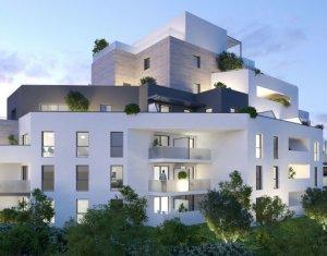 Achat / Vente immobilier neuf Montpellier quartier Aiguelongue (34000) - Réf. 5668