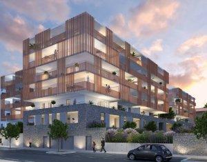 Achat / Vente immobilier neuf Montpellier quartier Ovalie (34000) - Réf. 4093