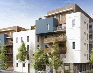 Achat / Vente immobilier neuf Montpellier quartier Ovalie (34000) - Réf. 4089