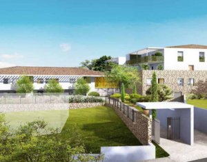 Achat / Vente immobilier neuf Saint-Aunès dans une belle résidence intimiste (34130) - Réf. 5159