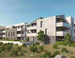 Achat / Vente immobilier neuf Saint-Bres pleine campagne à 15mn de la ville (34670) - Réf. 466