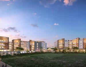 Achat / Vente immobilier neuf Saint-Jean-de-Vedas eco quartier Roque-Fraisse (34430) - Réf. 3478