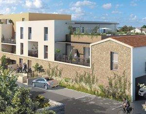 Achat / Vente immobilier neuf Saint-Jean de Vedas proche collège Louis Germain (34430) - Réf. 1285