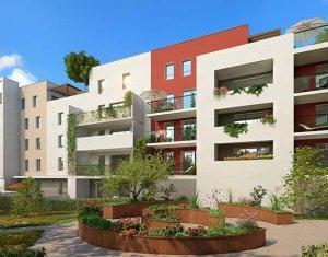 Achat / Vente immobilier neuf Saint-Jean-de-Védas proche du tramway (34430) - Réf. 1743