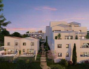 Achat / Vente immobilier neuf Saint-Jean-de-Védas secteur Roque Fraïsse (34430) - Réf. 4745