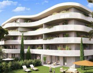 Achat / Vente immobilier neuf Sérignan à 400 m de la mer (34410) - Réf. 5967