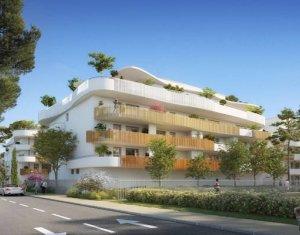 Achat / Vente immobilier neuf Sérignan à deux pas des plages (34410) - Réf. 4291