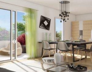Achat / Vente immobilier neuf Sète à quelques pas de la gare (34200) - Réf. 4626
