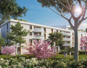 Achat / Vente immobilier neuf Sète côté Étang de Thau (34200) - Réf. 4244
