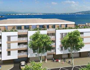 Achat / Vente immobilier neuf Sète quartier des jardins de l'étang (34200) - Réf. 2140