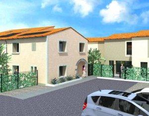 Achat / Vente immobilier neuf Vendargues Maison de village (34740) - Réf. 6294