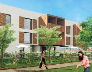 Achat / Vente immobilier neuf Vendargues proche centre urbain (34740) - Réf. 3475