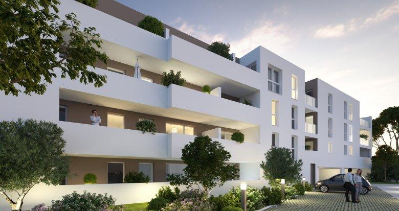 Achat / Vente immobilier neuf Agde à 10 min de la mer (34300) - Réf. 5663