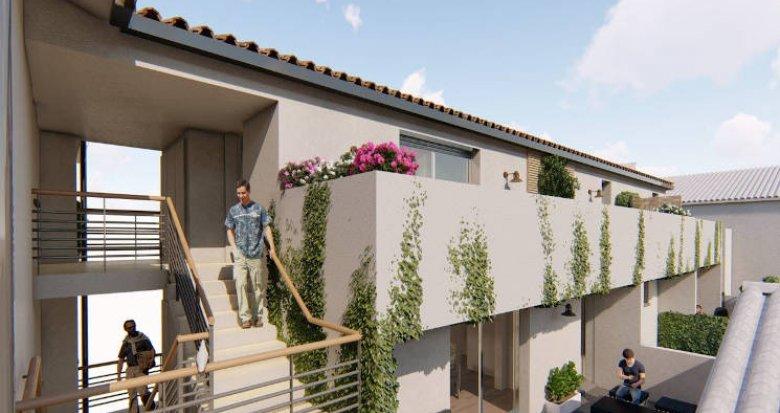 Achat / Vente immobilier neuf Agde à 100 mètres des plages (34300) - Réf. 4557