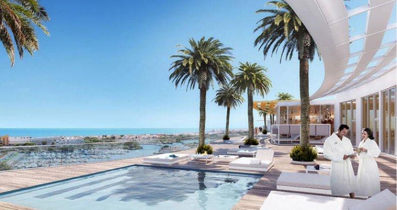 Achat / Vente immobilier neuf Agde au cœur du village Resort (34300) - Réf. 5363