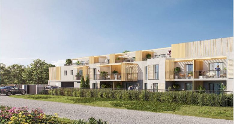 Achat / Vente immobilier neuf Agde entre centre et plages (34300) - Réf. 5116