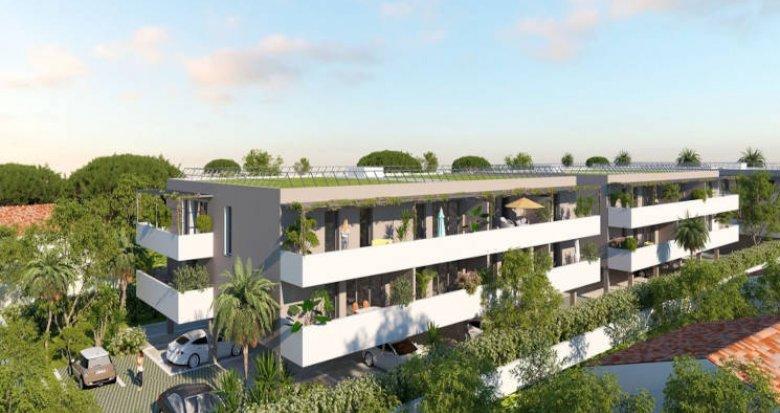 Achat / Vente immobilier neuf Agde entre ville mer et nature (34300) - Réf. 5730