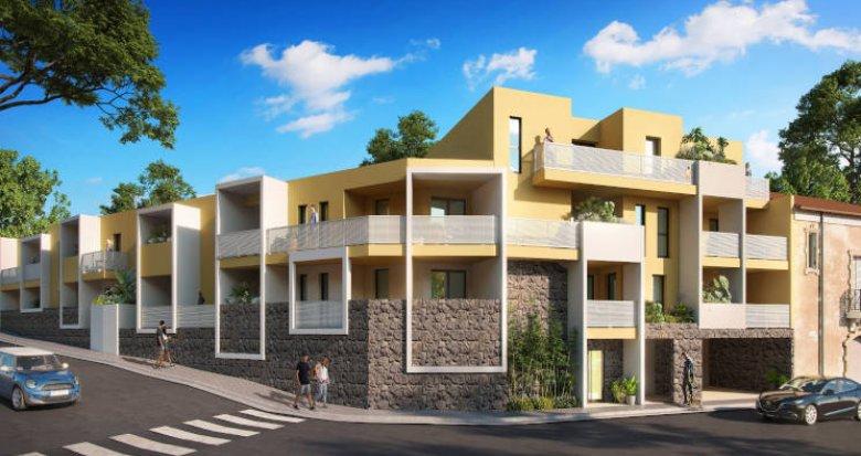 Achat / Vente immobilier neuf Agde, intimiste (34300) - Réf. 6047