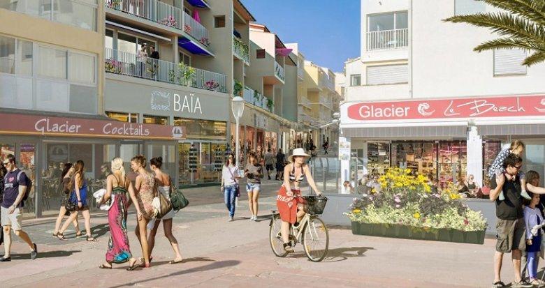 Achat / Vente immobilier neuf Agde secteur Le Môle (34300) - Réf. 5671