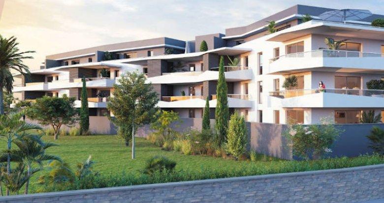 Achat / Vente immobilier neuf Baillargues à 20 min de la plage (34670) - Réf. 4889