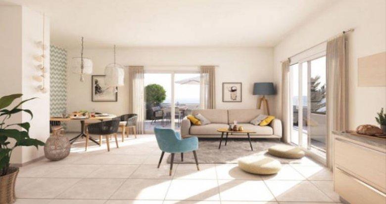 Achat / Vente immobilier neuf Baillargues au coeur du quartier Georges Bizet (34670) - Réf. 4883