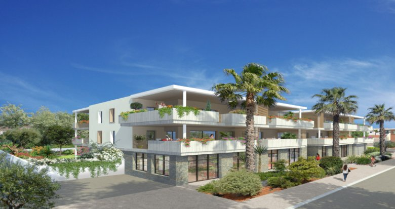Achat / Vente immobilier neuf Baillargues proche gare (34670) - Réf. 5173