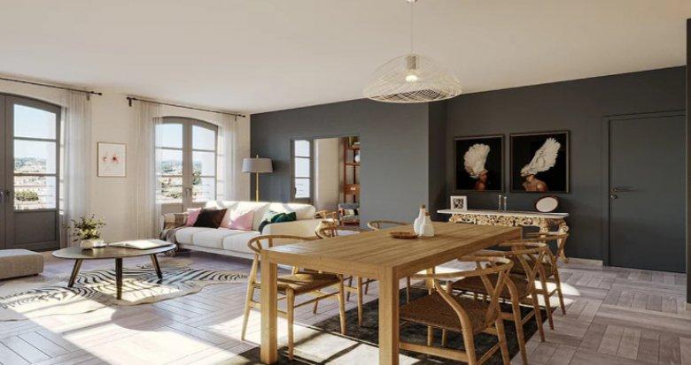 Achat / Vente immobilier neuf Béziers à 5min de l'arrêt de bus Garibaldi (34500) - Réf. 5665