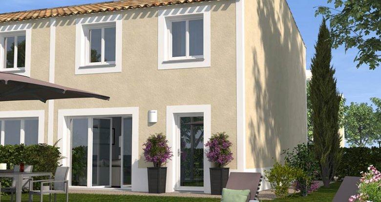 Achat / Vente immobilier neuf Béziers Courondelle (34500) - Réf. 1741