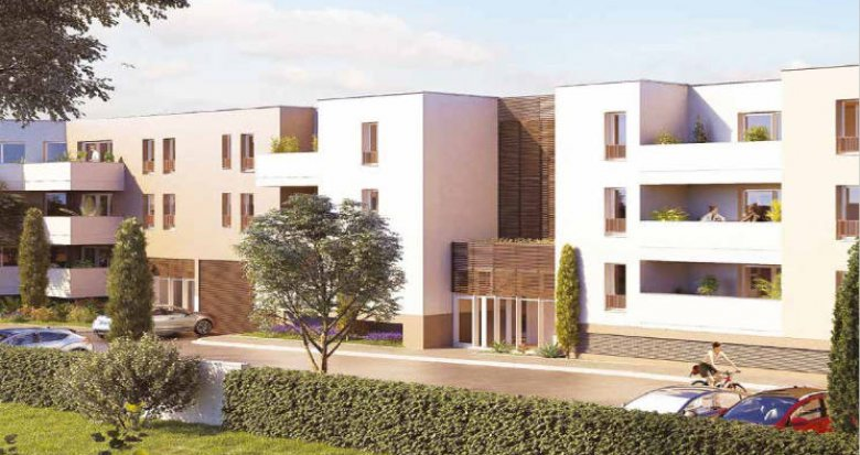 Achat / Vente immobilier neuf Candillargues proche mairie (34130) - Réf. 3086