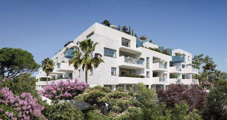 Achat / Vente immobilier neuf Carnon entre le port et la mer (34130) - Réf. 348