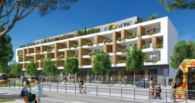 Achat / Vente immobilier neuf Castelnau-le-Lez (34170) - Réf. 769