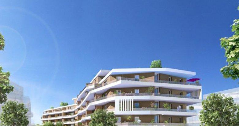 Achat / Vente immobilier neuf Castelnau-le-Lez, à proximité des transports en commun (34170) - Réf. 1195