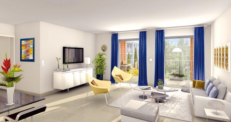 Achat / Vente immobilier neuf Castelnau-le-Lez arrêt de tramway 2 La Galine (34170) - Réf. 2817