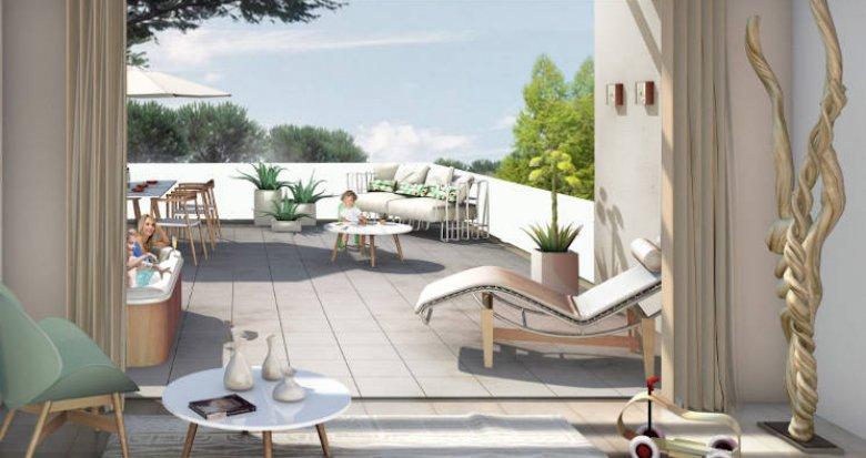Achat / Vente immobilier neuf Castelnau-le-Lez au coeur de la ville (34170) - Réf. 4997