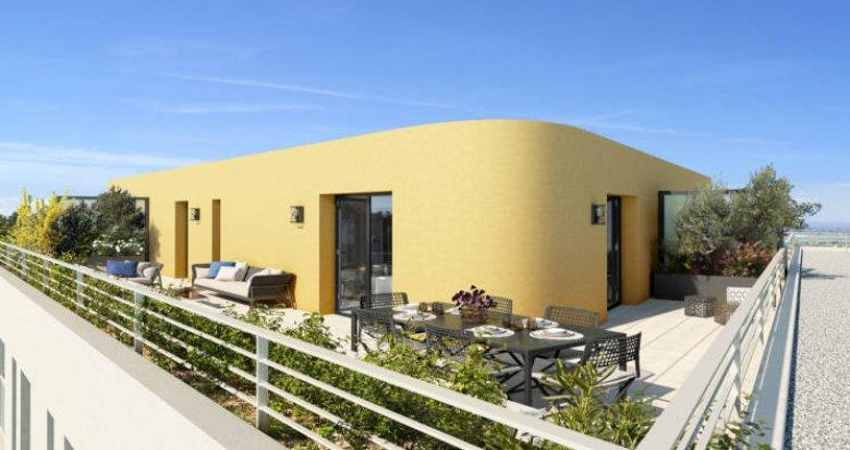 Achat / Vente immobilier neuf Castelnau-le-Lez au coeur de ville (34170) - Réf. 5755
