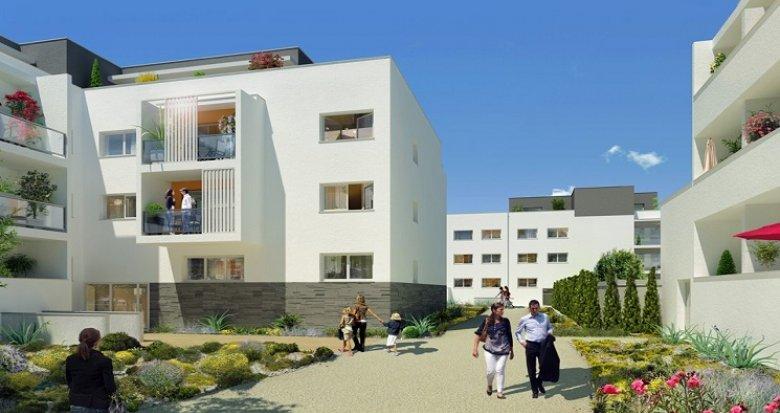Achat / Vente immobilier neuf Castelnau-le-Lez aux portes de Montpellier (34170) - Réf. 751