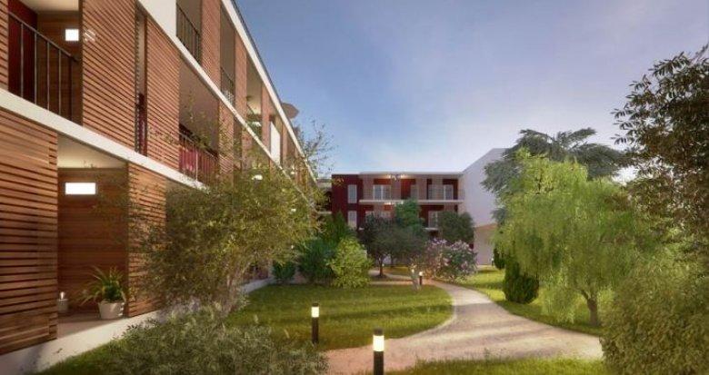 Achat / Vente immobilier neuf Castelnau-le-Lez aux portes de Montpellier (34170) - Réf. 491