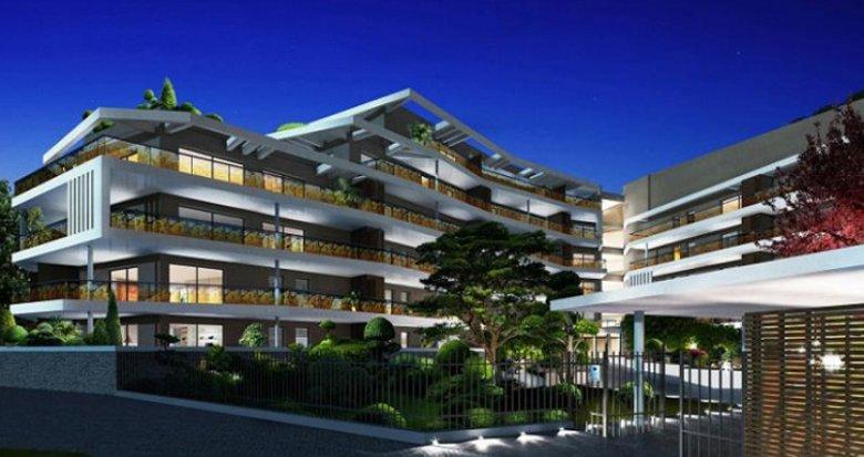 Achat / Vente immobilier neuf Castelnau-Le-Lez écoquartier Le Mas de Rochet (34170) - Réf. 480