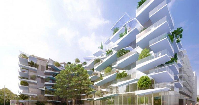 Achat / Vente immobilier neuf Castelnau Le Lez Prado Concorde (34170) - Réf. 1079