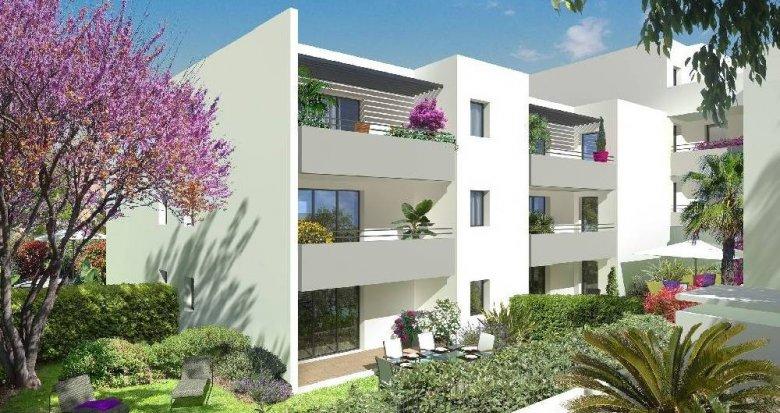 Achat / Vente immobilier neuf Castelnau-le-Lez proche centre-ville (34170) - Réf. 2141