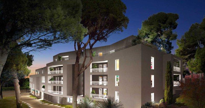 Achat / Vente immobilier neuf Castelnau-le-Lez proche Montpellier (34170) - Réf. 1083